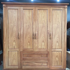 tủ áo gỗ gõ